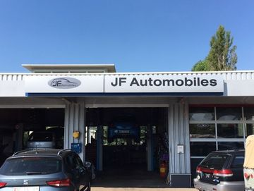 JF Automobiles - garage à Fontainemelon